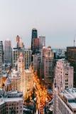 Downtown Cityscape