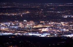 Downtown Colorado Springs Stock Image