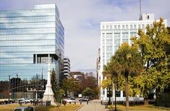 Downtown of Columbia Stock Photos