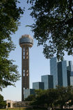 Downtown Dallas Royalty Free Stock Image