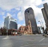Downtown Dallas Royalty Free Stock Photos