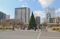 Downtown Dallas Texas. Royalty Free Stock Photo