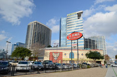 Downtown Dallas Texas Stock Image
