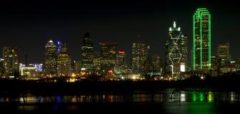 Downtown Dallas, Texas Royalty Free Stock Photos