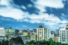 Downtown Dar Es Salaam Royalty Free Stock Images