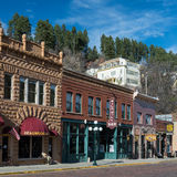 Downtown Deadwood Royalty Free Stock Photo