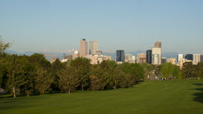 Downtown Denver Royalty Free Stock Photography