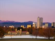Downtown Denver royalty free stock photo