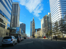 Downtown Denver Royalty Free Stock Photo