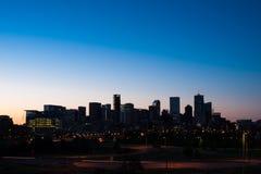 Downtown Denver Royalty Free Stock Photos