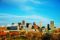 Downtown Denver, Colorado Royalty Free Stock Images