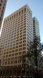 Downtown Detroit. Motor City USA Stock Image