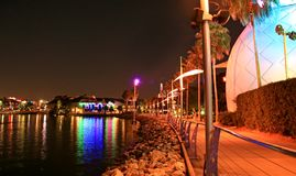 Downtown Disney in Orlando Stock Images