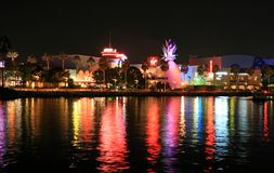 Downtown Disney in Orlando Stock Image