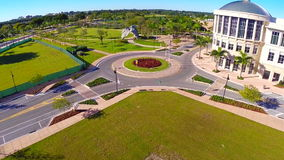 Downtown Doral Royalty Free Stock Photo