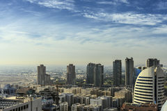 Downtown Dubai Royalty Free Stock Photos
