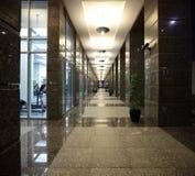Downtown of dubai city Stock Image
