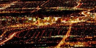 Downtown Fremont Street Las Vegas Stock Image