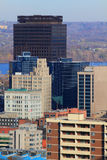 Downtown Hamilton, Ontario, Canada. Stock Image