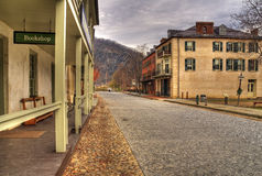 Downtown Harper's Ferry West Virginia Stock Photography
