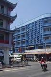 Downtown Hat Yai Stock Photos