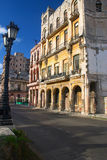 Downtown Havana stock photography