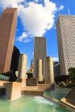 Downtown Houston Royalty Free Stock Image