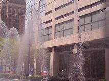 Downtown Houston stock photography
