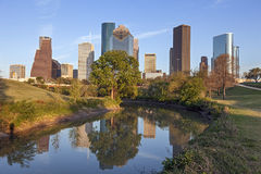 Downtown Houston, Texas Royalty Free Stock Image