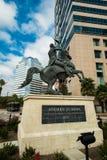 Downtown Jacksonville Royalty Free Stock Photos