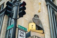 Downtown Jacksonville Stock Photo