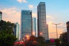 Downtown of Jakarta, Indonesia Stock Photo