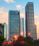 Downtown of Jakarta, Indonesia Royalty Free Stock Image