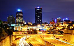Downtown Knoxville Royalty Free Stock Image