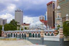 Views of Kuala Lumpur, Malaysia stock images