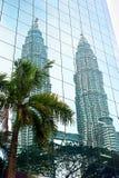 Downtown of Kuala Lumpur Stock Photography