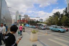 Downtown Kunming Stock Photos