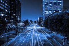 Downtown L.A. Stock Photo