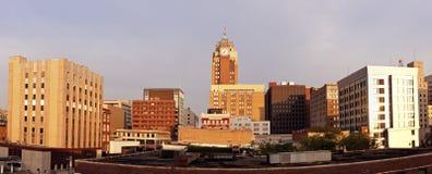 Downtown Lansing Stock Images