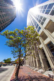 Downtown Los Angeles Stock Photography
