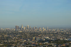 Downtown Los Angeles. And surroundings Stock Photo