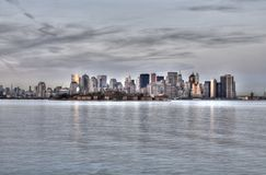 Downtown Manhattan Stock Images