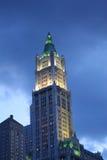 Downtown Manhattan. View of downtown Manhattan, New York Royalty Free Stock Image