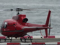 Downtown Manhattan Heliport 34 Stock Image