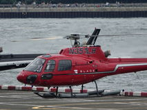 Downtown Manhattan Heliport 33 Stock Photography
