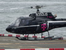 Downtown Manhattan Heliport 31 Stock Images
