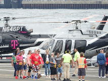 Downtown Manhattan Heliport 15 Stock Photo