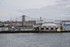 Downtown Manhattan Heliport 60 Stock Photo
