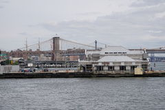 Downtown Manhattan Heliport 56 Royalty Free Stock Images