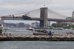 Downtown Manhattan Heliport 54 Stock Photography